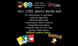 Collegio coding in your classroom now