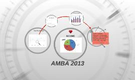 AMBA 2013
