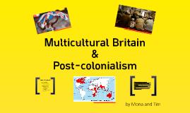 Multicultural Britain Tim Werken