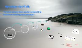 Hyuckjae Park Sociology Talk