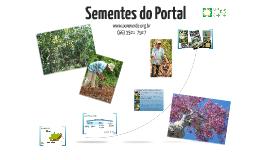 Sementes do Portal - Visão Geral