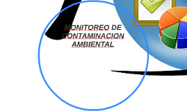 MONITOREO DE CONTAMINACION AMBIENTAL