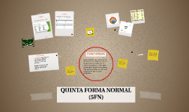 Copy of QUINTA FORMA NORMAL (5FN)