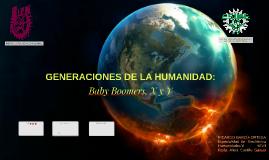 Generaciones de la Humanidad