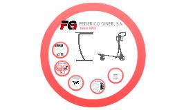 Federico Giner, S.A. Perfil de empresa