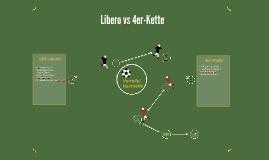 4er-Kette vs Libero