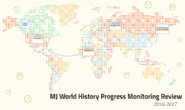 MJ World History Progress Monitoring Review
