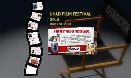 Unad Film Festival 2016