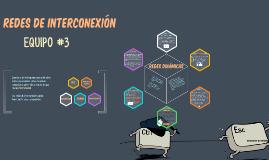 REDES DE INTERCONEXIÓN