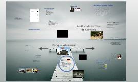 Analisis de entorno de posible pais y el proceso de importacion de equinos a Rep. Dom.
