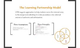 The Learning Partnership Model