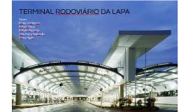 Terminal de Onibus da Lapa