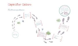Capacitor Casero