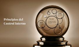 Copy of Principios del Control Interno