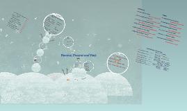 Passive, Present, Past and Modals