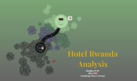 Hotel Rwanda Analysis