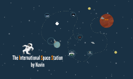 International Space Station by Navin