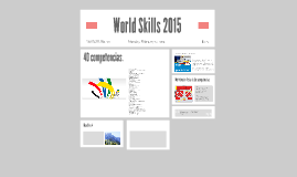 World Skills 2015