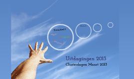 Clusterdagen maart 2013