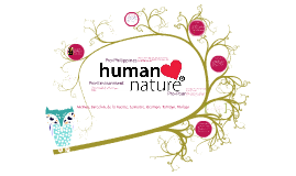 Copy of Human Nature Case Study