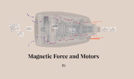 Magnetic Force and Motors