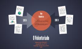O Voluntariado