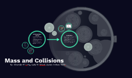 Mass and Collisions