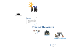 Indiana Historical Bureau Educator Resources
