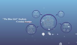 """The Blue Girl"" Analysis"
