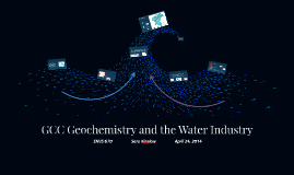 GCC Geochem and Water Industry