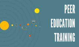 Tulliallan Peer Education Training