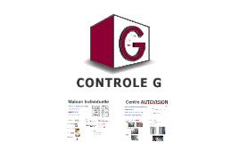 Rapport Contrôle G