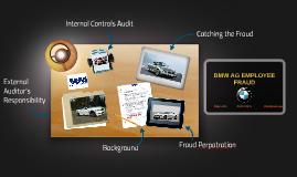 Copy of BMW EMPLOYEE FRAUD