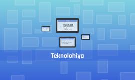 Teknolohiya