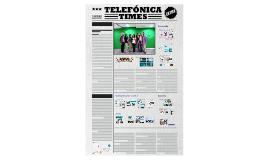 Telefónica News - Presentación de Comunicaciones Corporativas