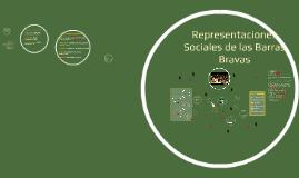 REPRESENTACIONES SOCIALES DE LAS BARRAS BRAVAS