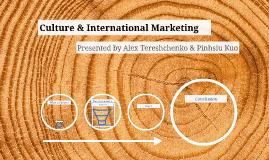 Culture & International Marketing