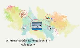 Copy of La Planificación de Proyectos. ETP
