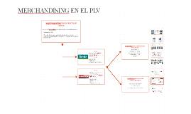 MERCHANDISING EN EL PLV