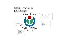 Wikimedia Bolivia