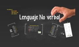Copy of Lenguaje No verbal