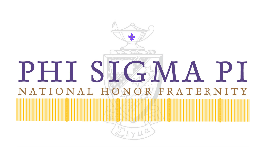 Phi Sigma Pi - Gamma Tau Rush