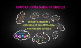 escuela Lucia vaira DE Aimetta