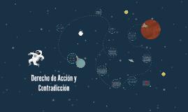 Copy of Derecho de Acción y Contradicción