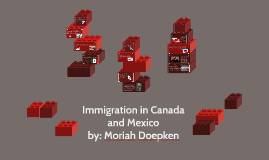 Immigration in Mexico and Canada