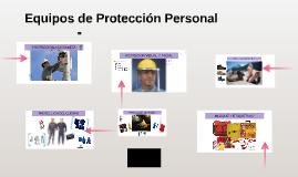 Copy of Equipos de Protección Personal