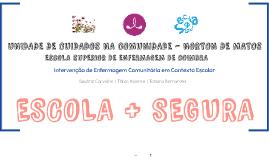 Contexto Escolar - Intervenção Comunitária