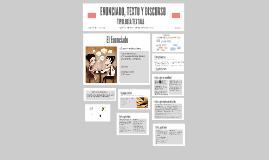 Copy of ENUNCIADO, TEXTO Y DISCURSO