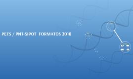 PETS / PNT-SIPOT nuevos formatos