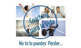 Coaching Para la Vida